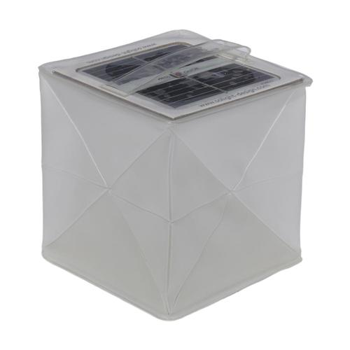 Solight Designs Solar Helix Origami Lantern Warm