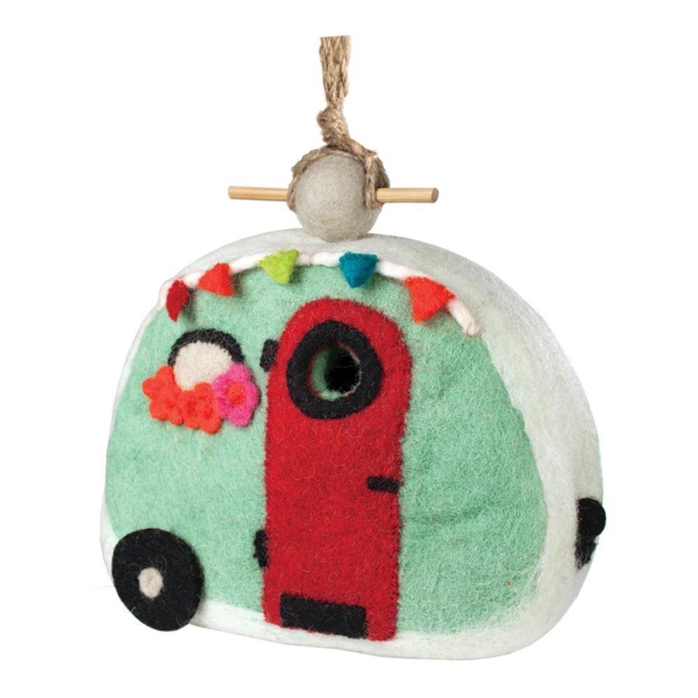 Tibet Collection Birdhouse : Retro Camper