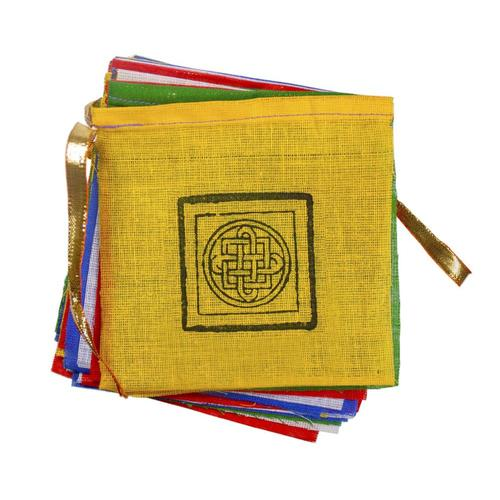 Tibet Collection Prayer Flag: Gu-Chu-Sum Lucky Garland Multi