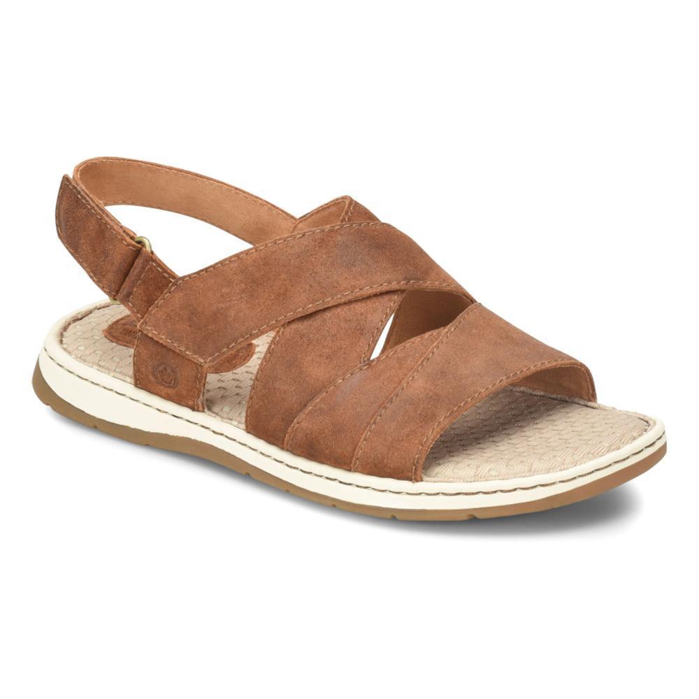 Born Men's Shell Sandals RUST