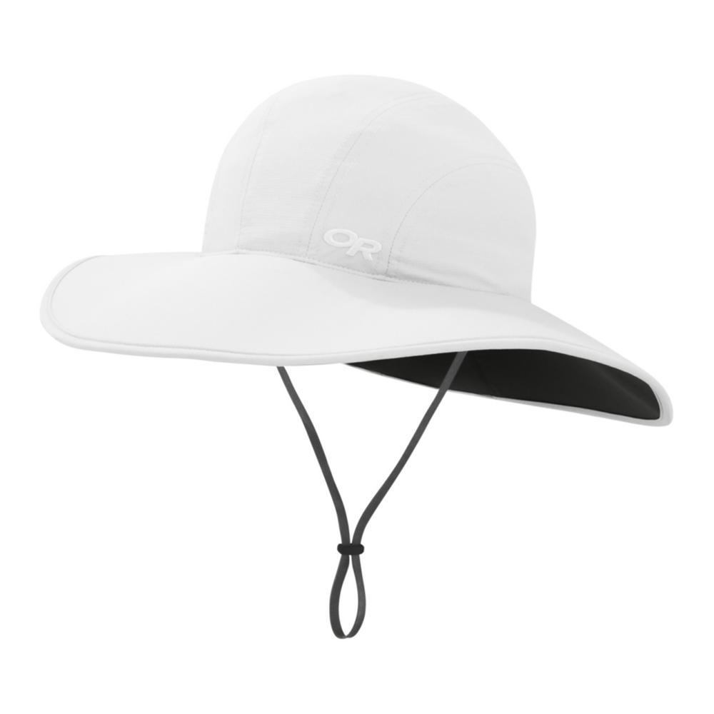 Outdoor Research Women's Oasis Sun Sombrero Hat WHITE_002