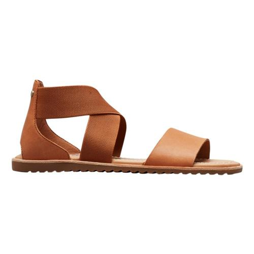 Sorel Women's Ella Sandals Camel_225