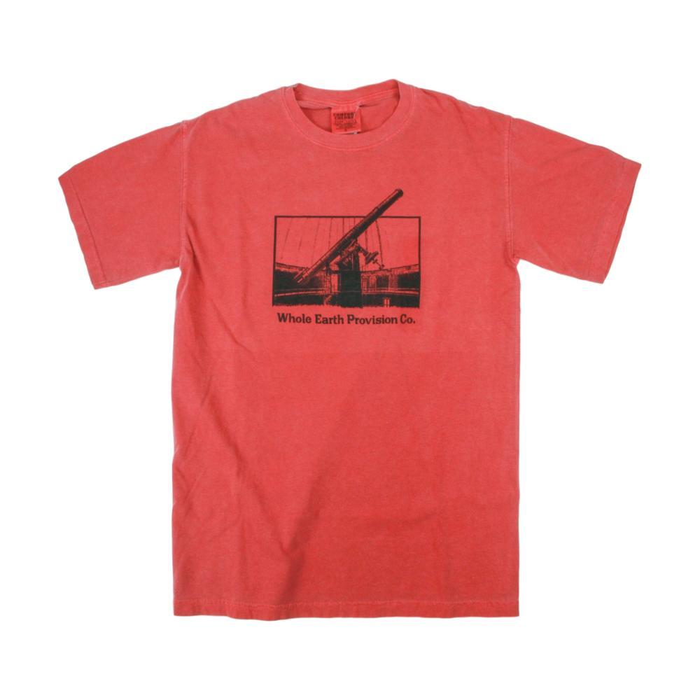 Whole Earth Provision Unisex Classic Optics T-Shirt CRIMSON