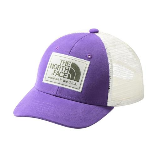 The North Face Youth Mudder Trucker Hat Prpwht_ann