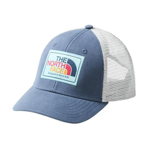 The North Face Youth Mudder Trucker Hat Teal_an8