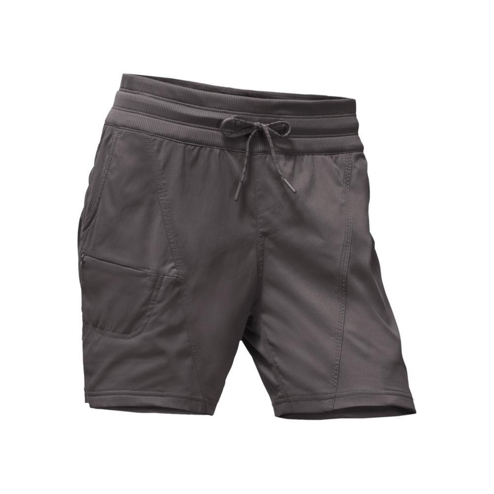 The North Face Women's Aphrodite Shorts 6in 044_GREY