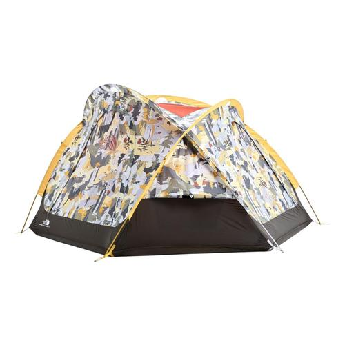 The North Face Homestead Domey 3P Tent Grn_yel_pu2