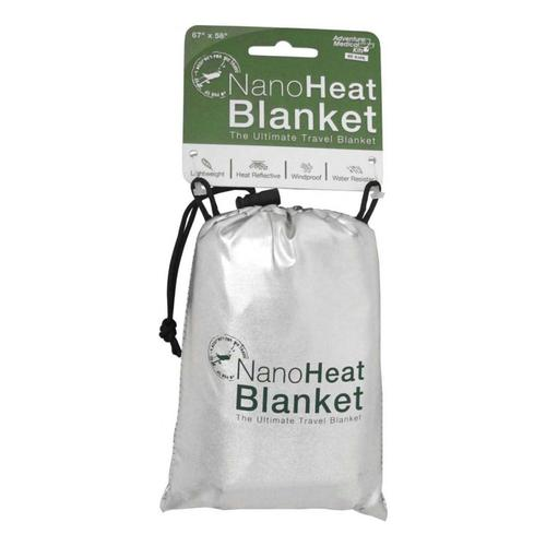 Adventure Medical Kits Travel Nanoheat Blanket