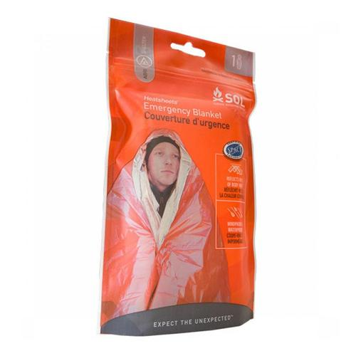 Survive Outdoor Longer 1-Person Emergency Blanket