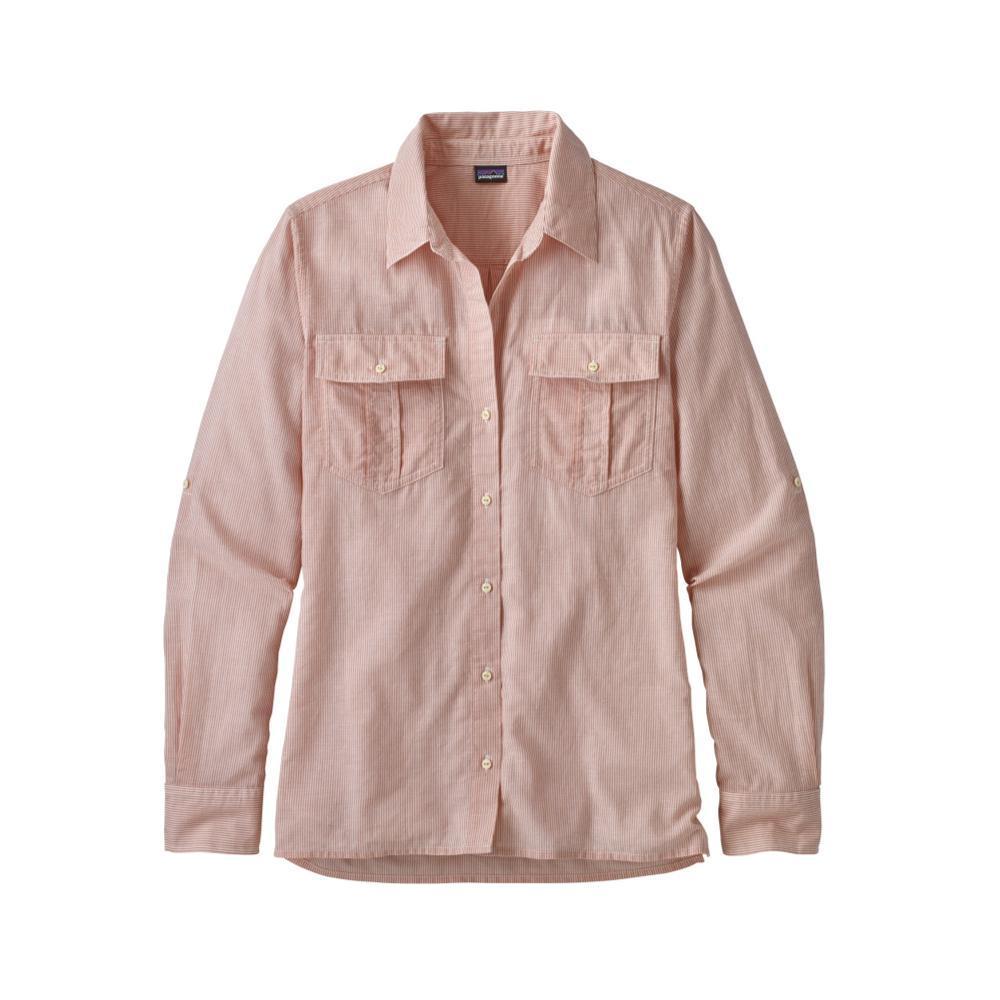 Patagonia Women's Lightweight A/C Long- Sleeved Buttondown Shirt