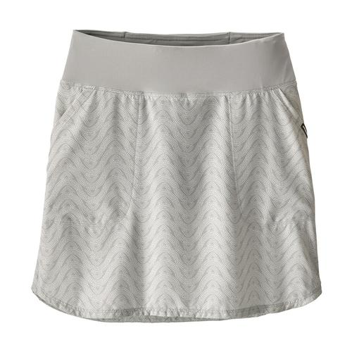 Patagonia Women's Tech Fishing Skort Bltg_grey