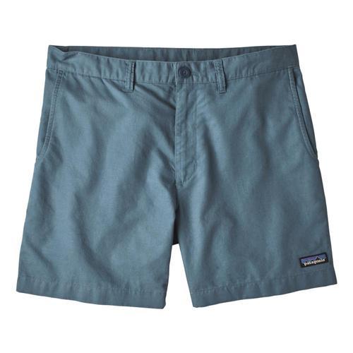 Patagonia Men's Lightweight All-Wear Hemp Shorts - 6in Blue_pgbe