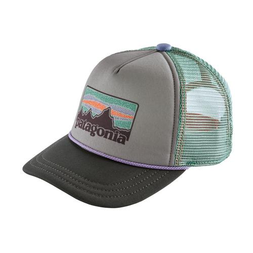 Patagonia Kids Interstate Hat Fgrey_sofg