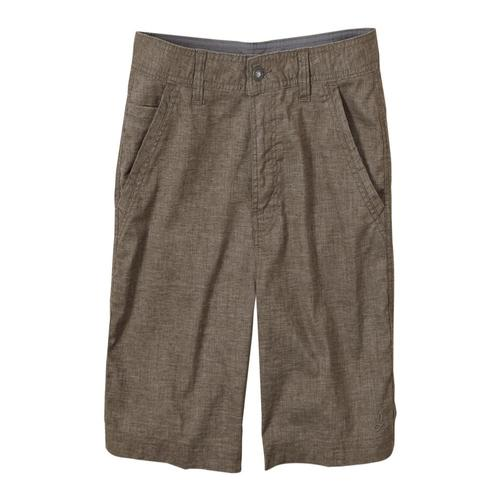 prAna Men's Furrow Shorts - 8in Mud