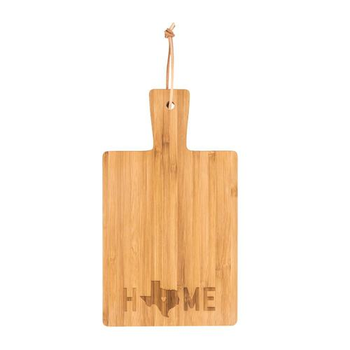 About Face Designs Texas Wooden Serving Board