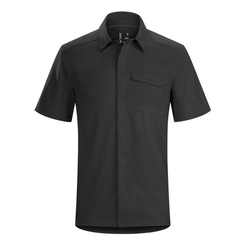 Arc'teryx Men's Skyline Short Sleeve Shirt Black
