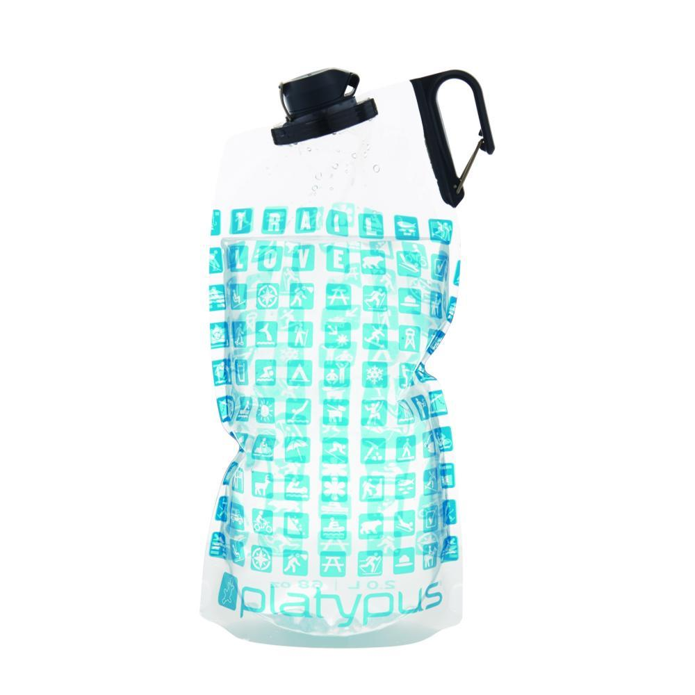 Platypus DuoLock SoftBottle - 2L TRAIL_LOVE