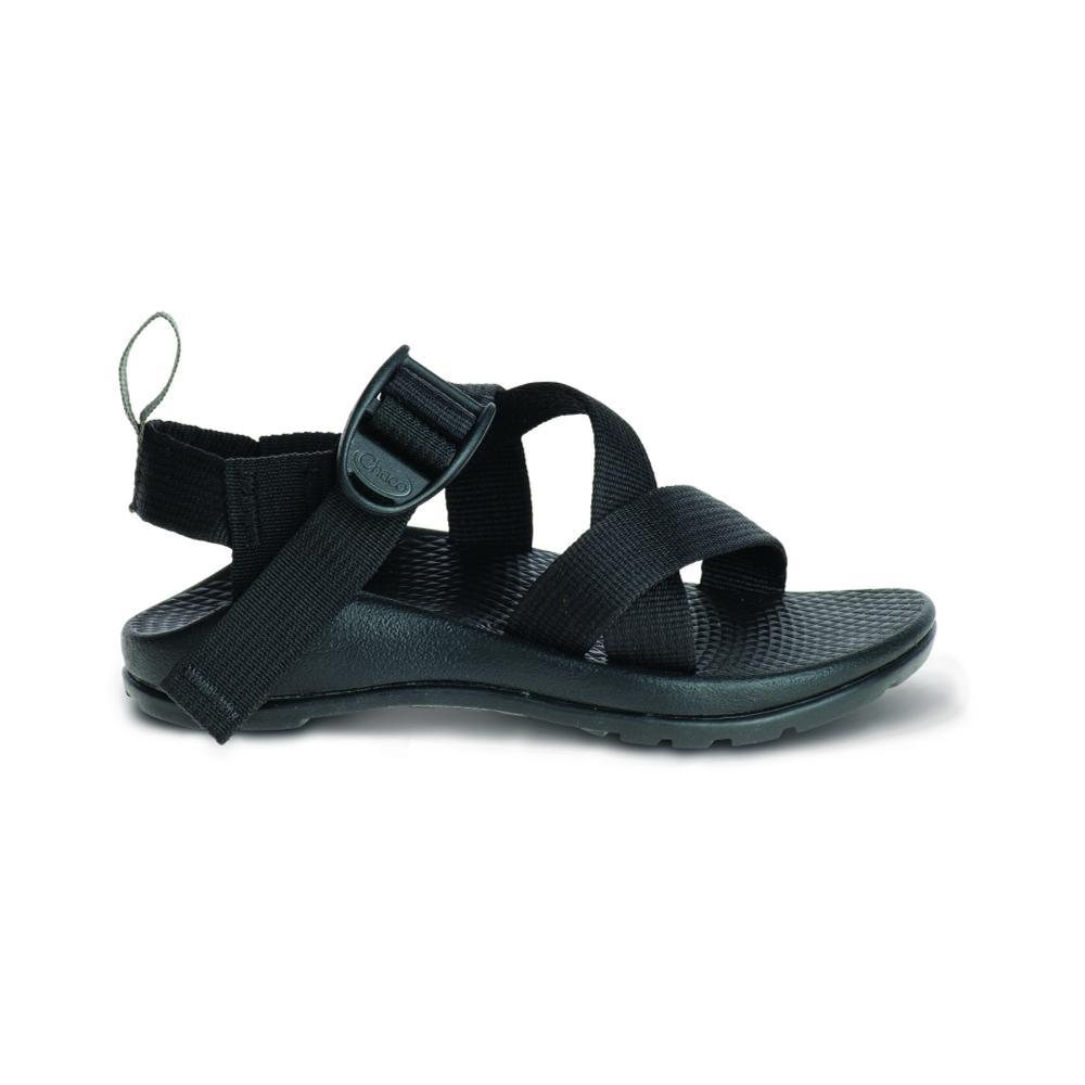 Chaco Kids Z/1 EcoTread Sandals BLACK
