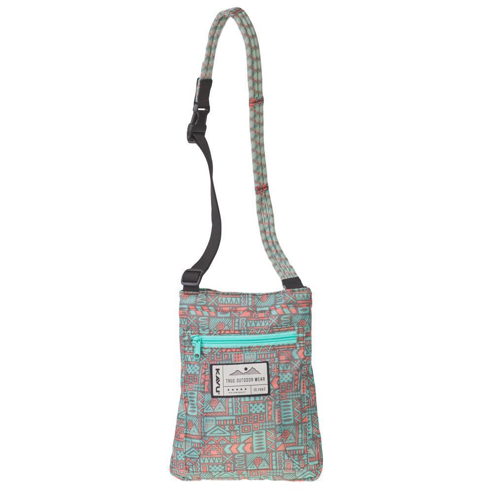 KAVU Keeperoo Cross Body Bag PASTLC_842