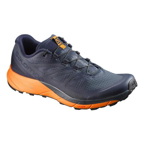 Salomon Men's Sense Ride Trail Running Shoes Nvy.Btmargl