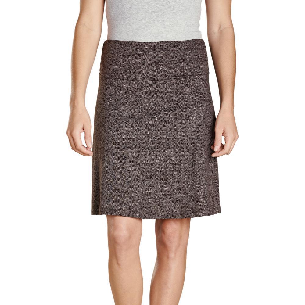 Toad&Co Women's Chaka Skirt BUFFALO_242