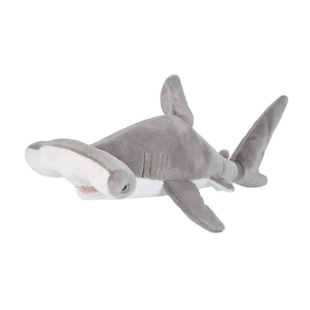 Wild Republic Cuddlekins 15in Hammerhead Shark Stuffed Animal