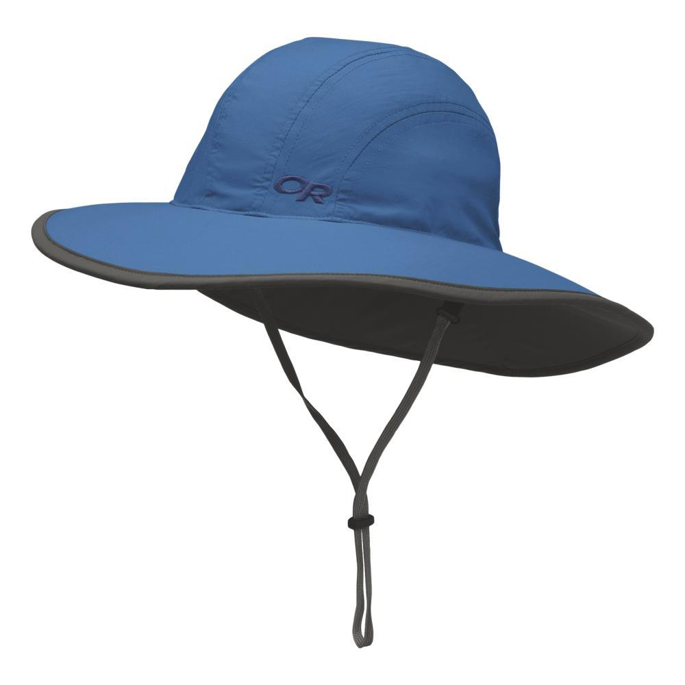 Outdoor Research Kids Rambler Sun Sombrero Hat COBALT0270