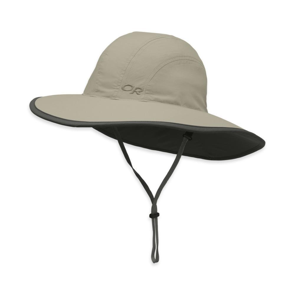 Outdoor Research Kids Rambler Sun Sombrero Hat KHAKI808