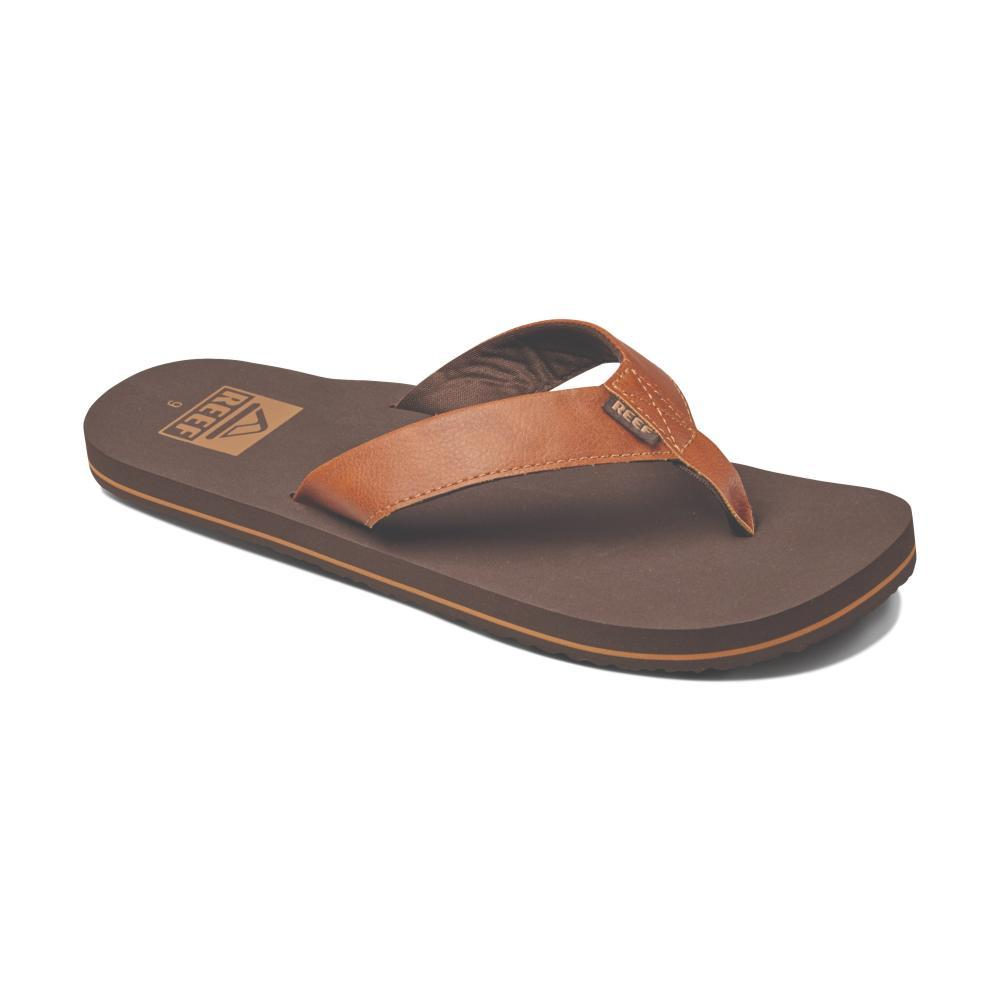 Reef Men's Twinpin Sandals BROWN