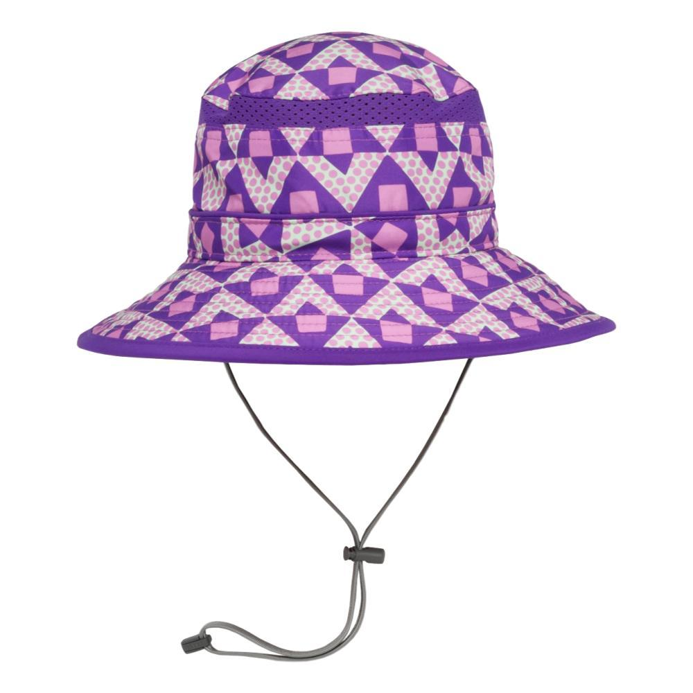 Sunday Afternoons Kids Fun Bucket Hat PURPLDOT