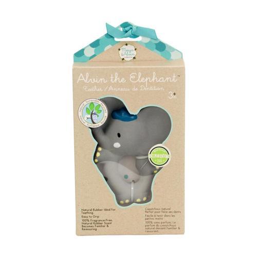 Great Pretenders Alvin the Elephant Teether