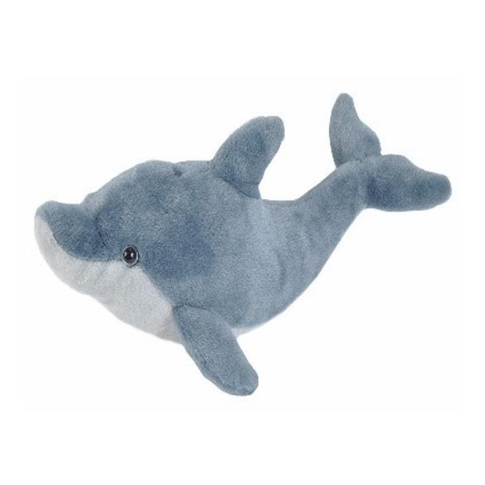 Wild Republic Cuddlekins 15in Dolphin Stuffed Animal