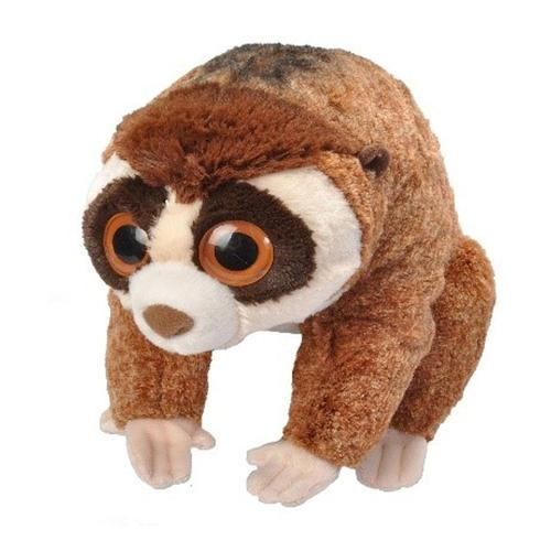 Wild Republic Cuddlekins 12in Slow Loris Stuffed Animal