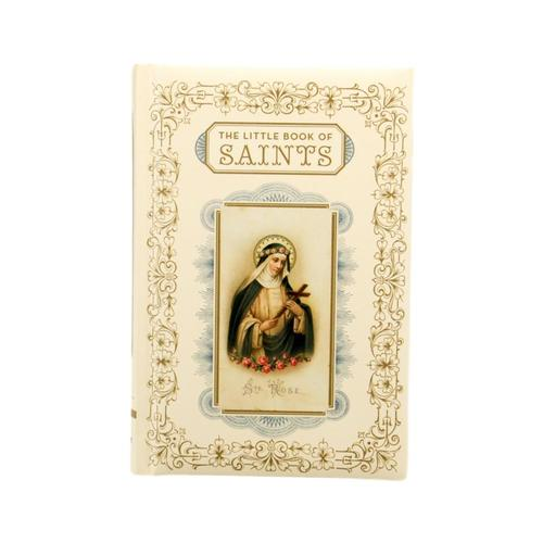 The Little Book Of Saints By Christine Barrely