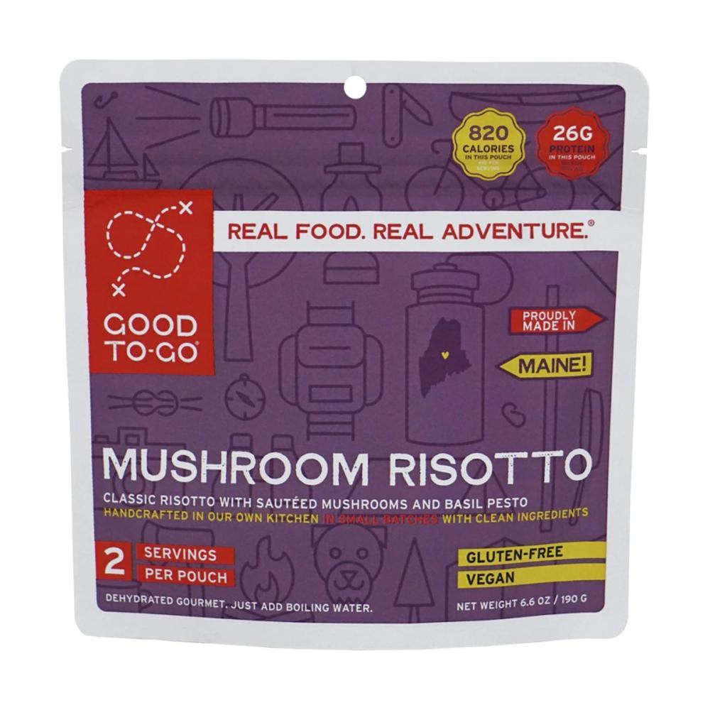 Good To- Go Herbed Mushroom Risotto
