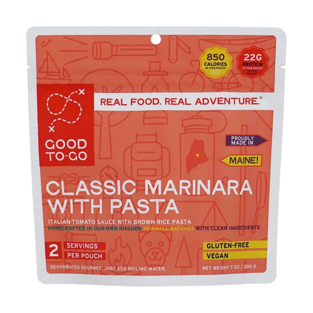 Good To- Go Classic Marinara With Penne