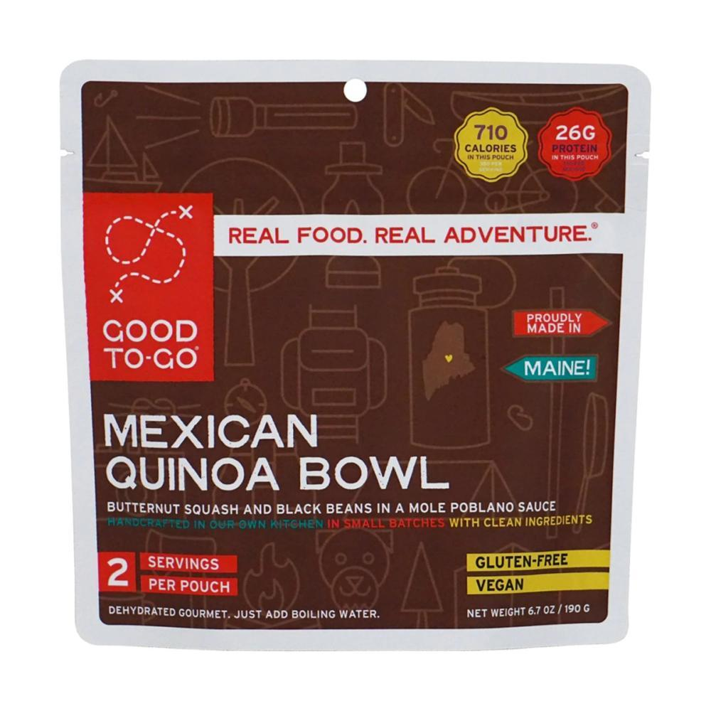Good To- Go Mexican Quinoa Bowl