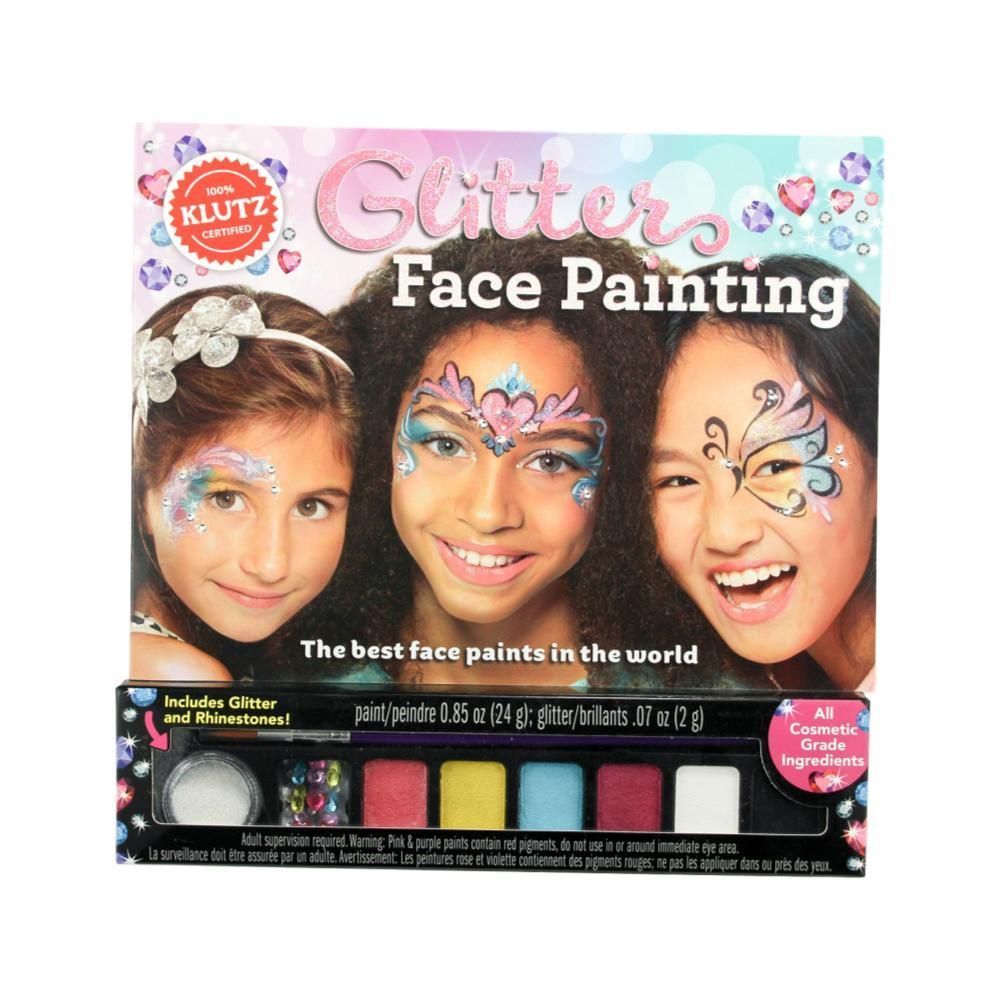 Klutz Glitter Face Painting Kit