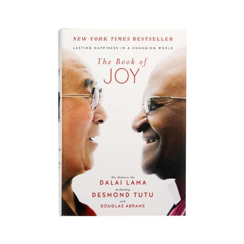 The Book Of Joy By Dalai Lama, Desmond Tutu And Douglas Carlton Abrams