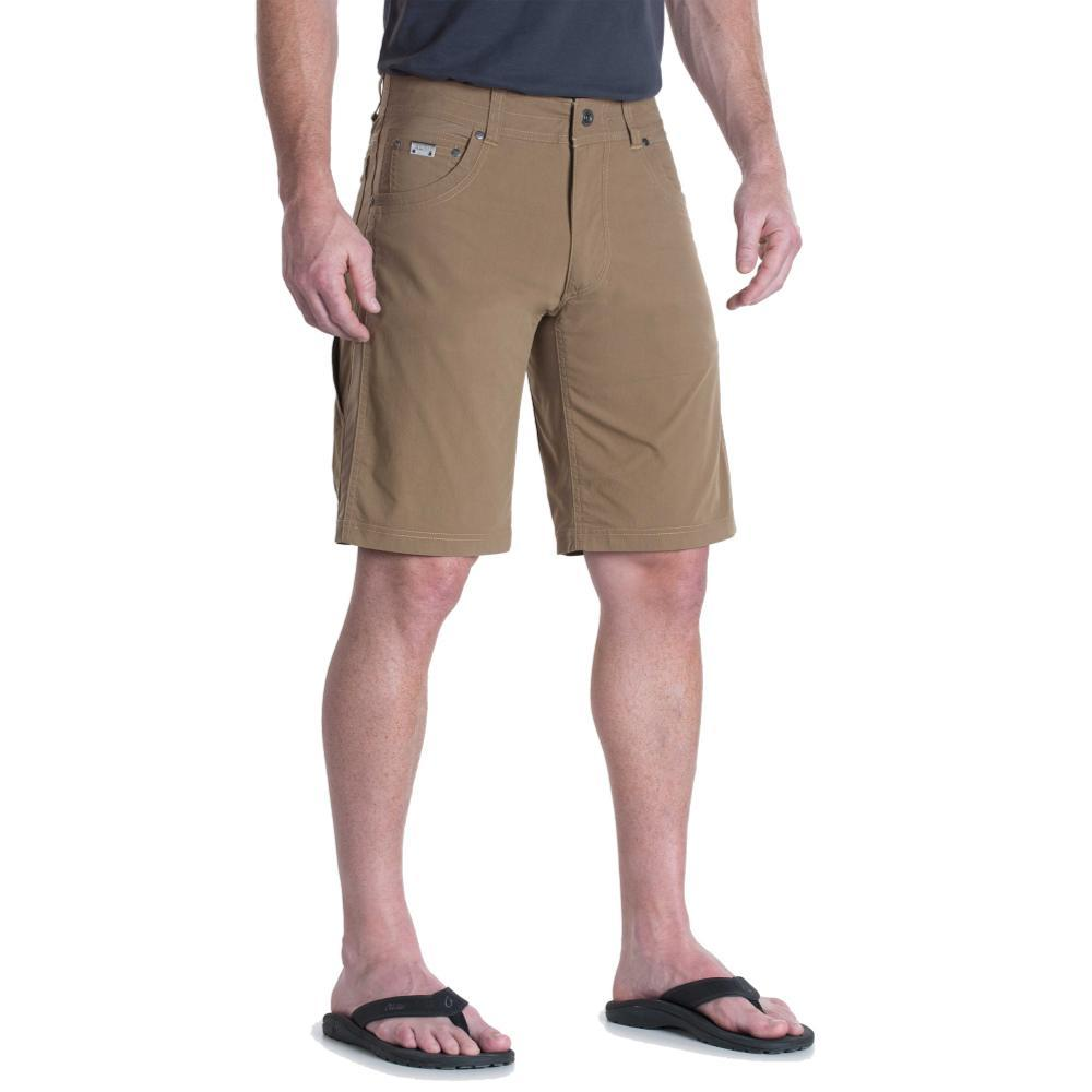 KÜHL Men's Radikl Shorts 10.5in DKKHAKI