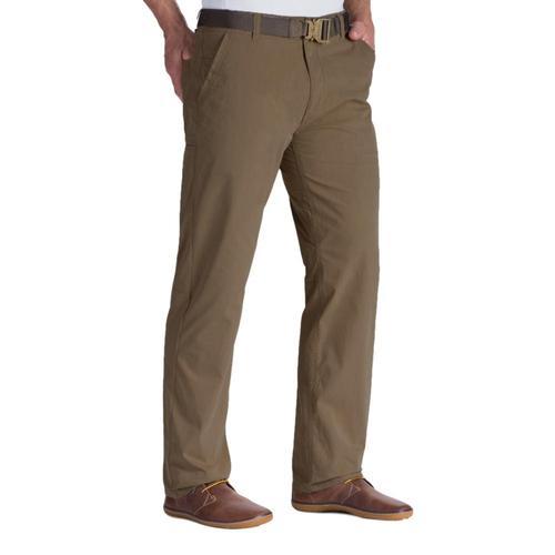 KUHL Men's Slax Pants - 32in Inseam Dkkhaki