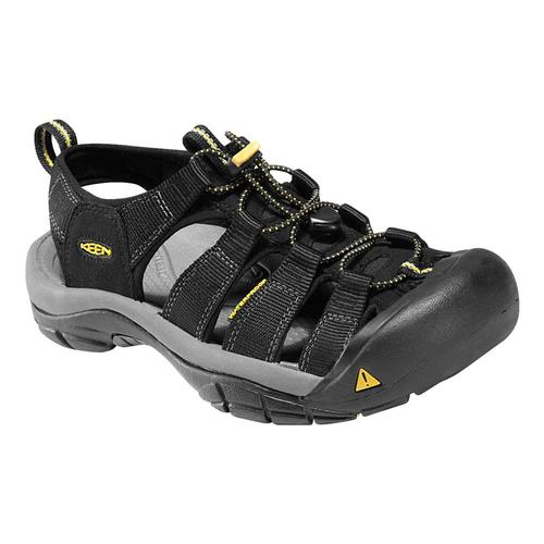 KEEN Men's Newport H2 Sandals Black