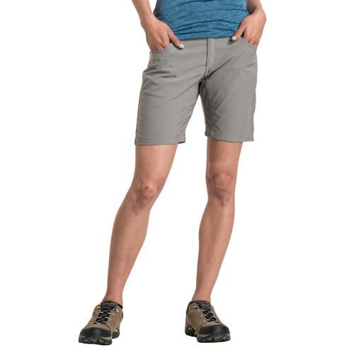 KUHL Women's Trekr Shorts - 8in Stone