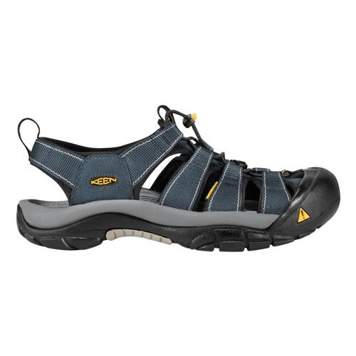 KEEN Men's Newport H2 Sandals Navy/Gry