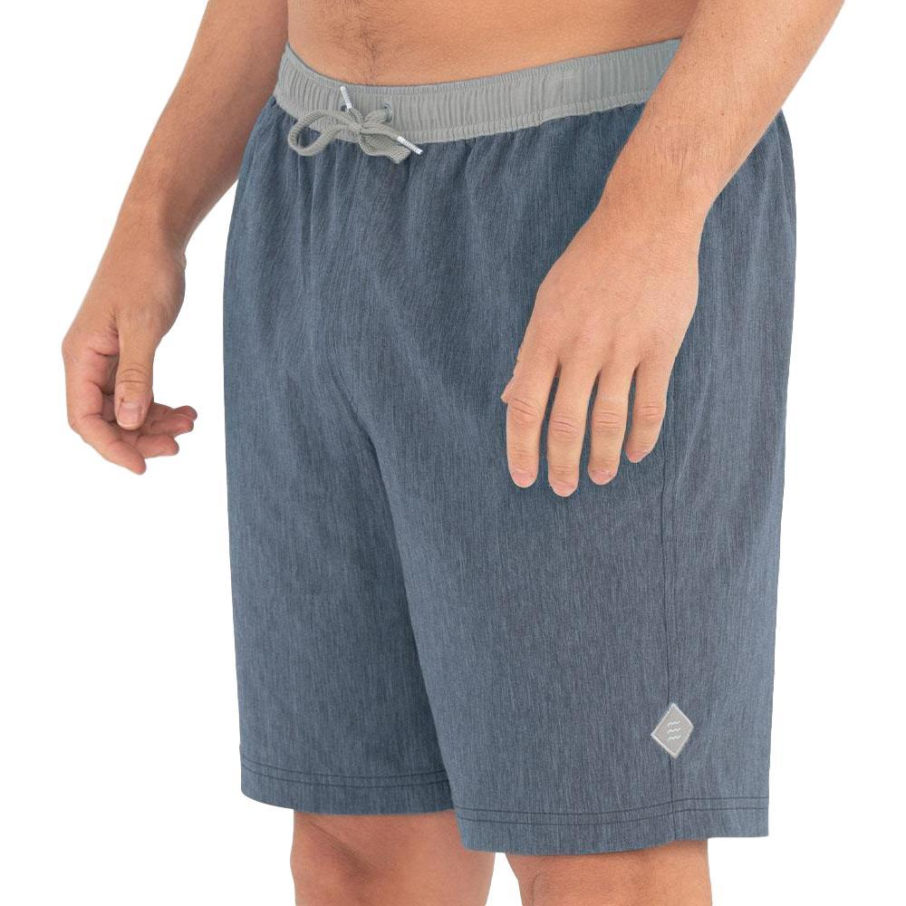 Free Fly Men's Hydro Shorts BLUEDSK107