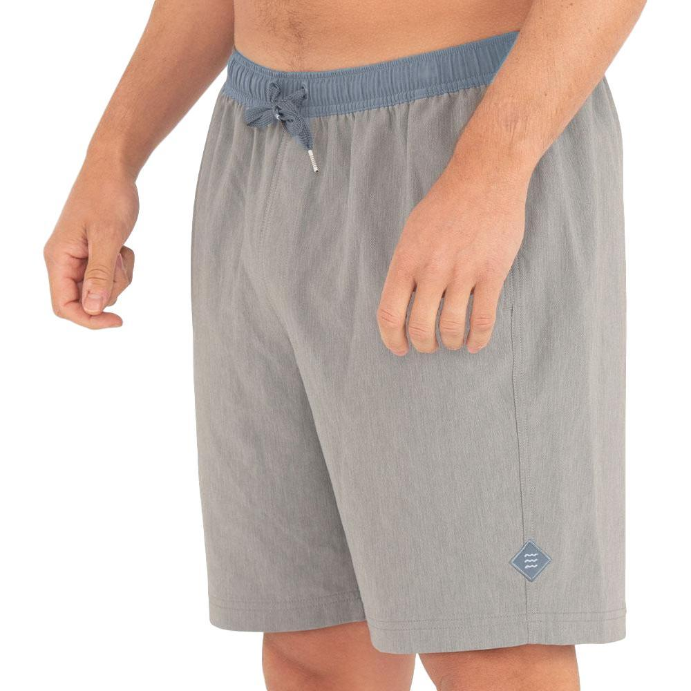 Free Fly Men's Hydro Shorts HTRSLATE108