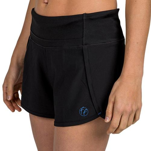 Free Fly Women's Bamboo-Lined Breeze Shorts Black