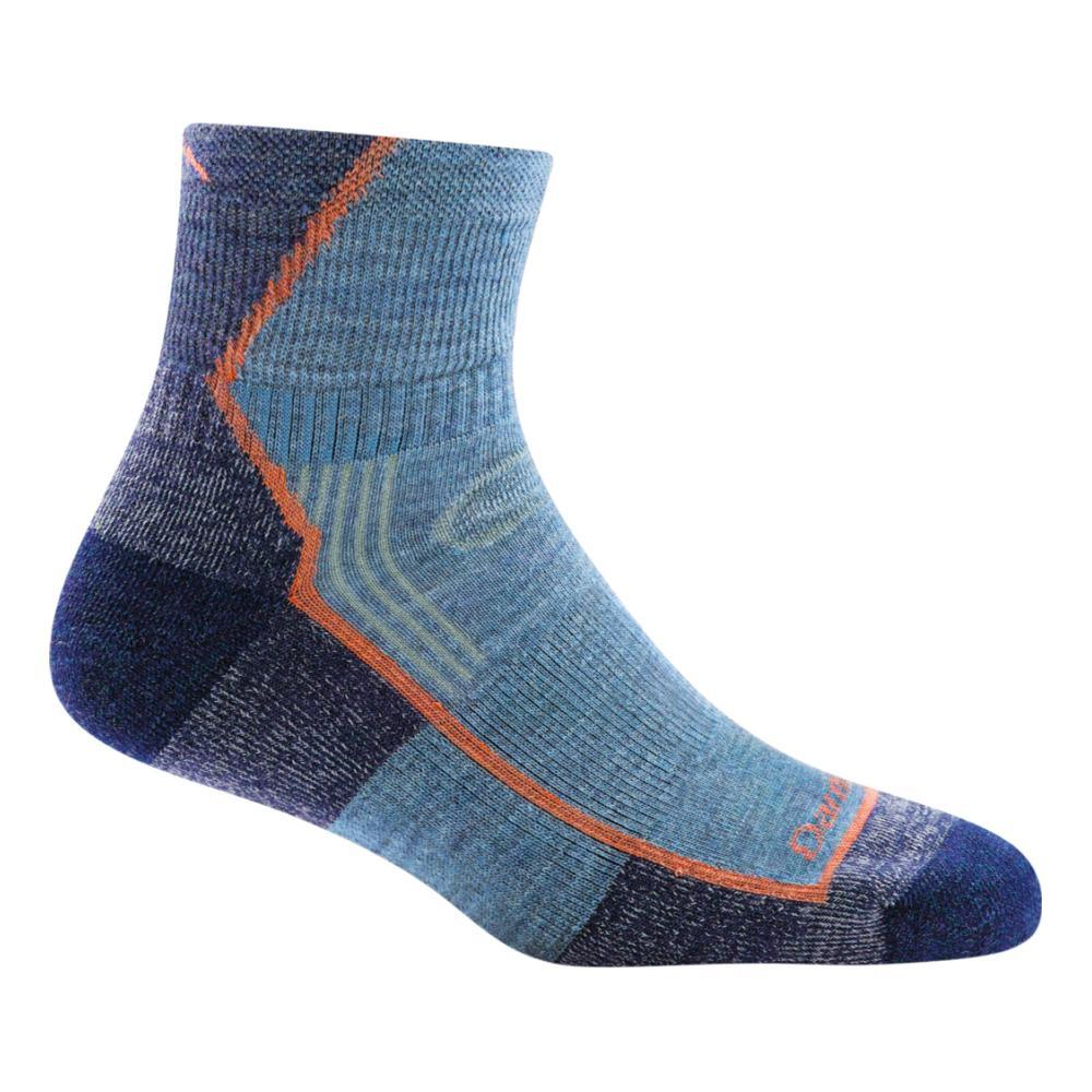 Darn Tough Women's Hiker 1/4 Cushion Socks DENIM