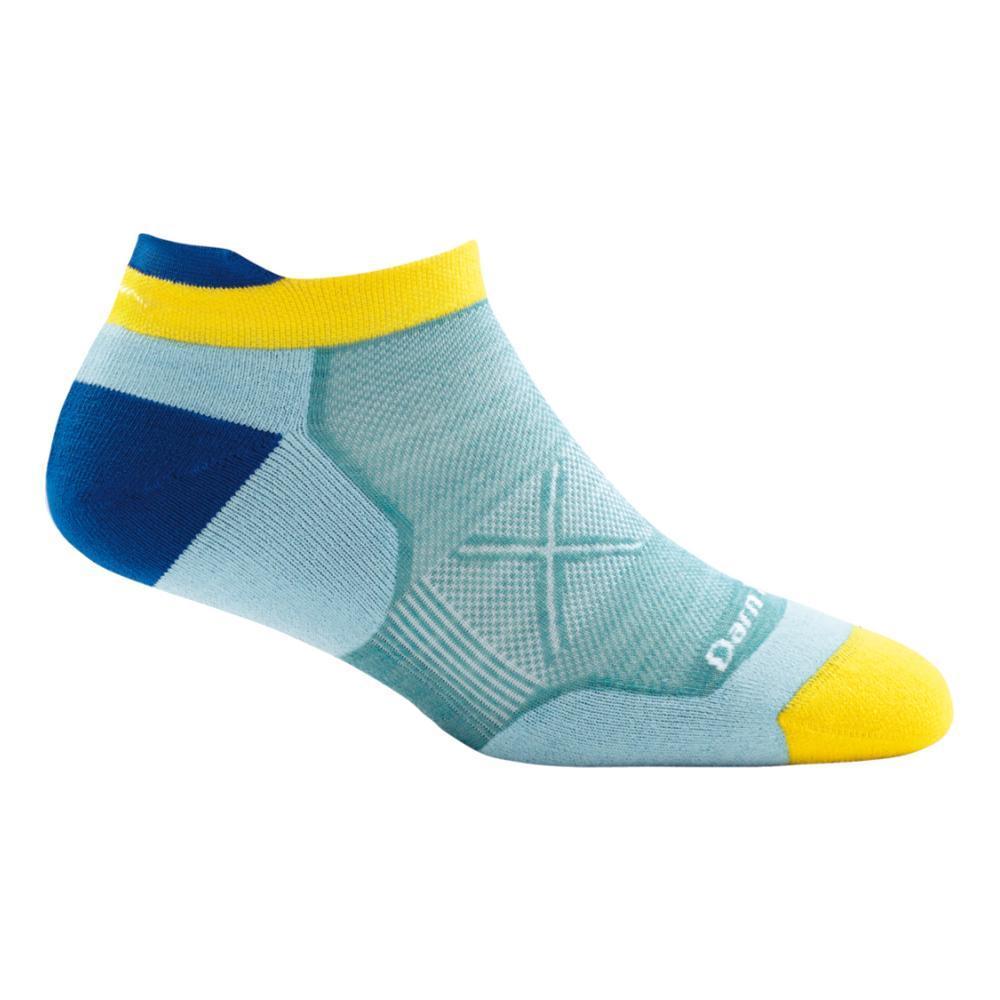 Darn Tough Women's Vertex No Show Tab Ultra Light Cushion Socks LIGHTBLUE