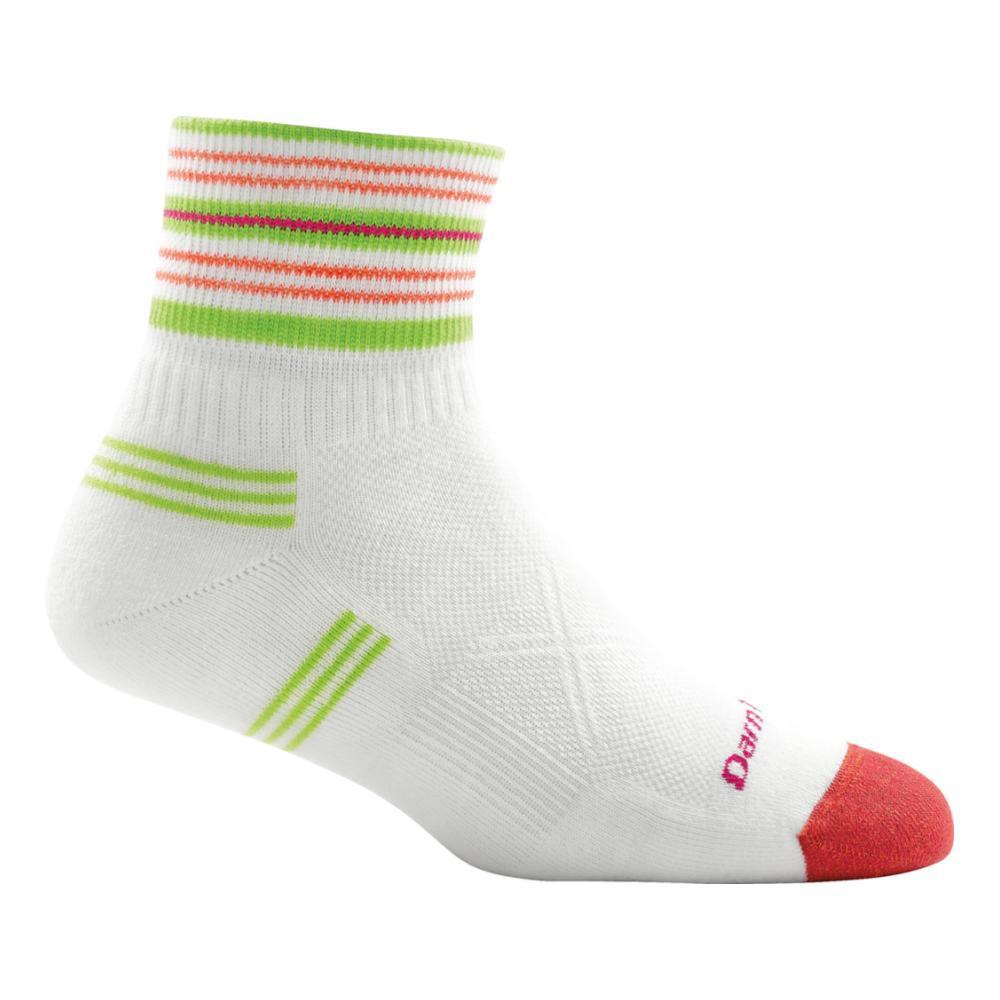 Darn Tough Women's Vertex 1/4 Ultra- Light Cushion Socks